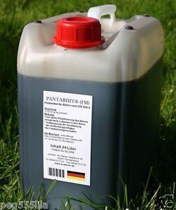 24 L Fließmittel Verflüssiger Pantarhit für Beton Estrich (4,60 Euro/1L)