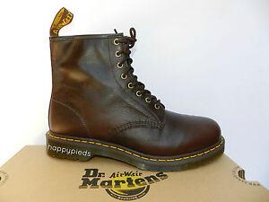 Dr-Martens-1460-Harvest-Chaussures-Homme-47-Bottes-Bottines-Montantes-UK12-Neuf