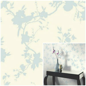 Arthouse-Wallpaper-Chinoise-Shadow-Duck-Egg-Shabby-Chic-Wall-Decor-425001