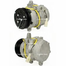 AC A/C Compressor Fits: 1989 - 1994 Suzuki Sidekick L4 1.6L 1 Year Warranty