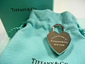 NEW-Tiffany-Return-to-Tiffany-Heart-Padlock-Watch-Pendant-4-Necklace-Bracelet