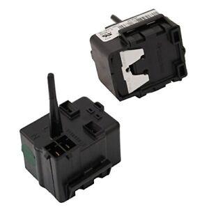 GE-Refrigerator-Parts-Compressor-Relay-Overload-Starter-WR07X10097-513604045