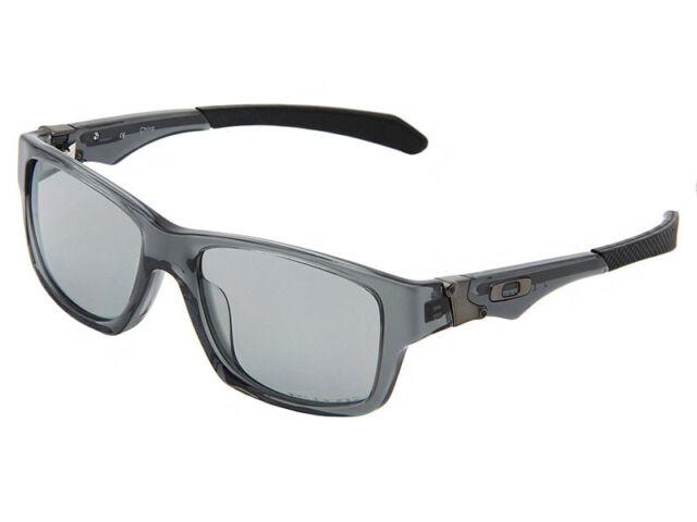 21f374b19e1 Oakley Jupiter Squared LX Sunglasses Dark Ash Asian Fit   Light Grey  Polarized