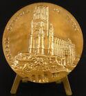 Médaille Conseil général du Tarn Cathédrale Sainte-Cécile d'Albi church medal