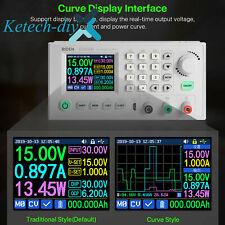 Rd6006w Dc Dc Voltage Current Step Down Converter Voltmeter Digital Power Supply