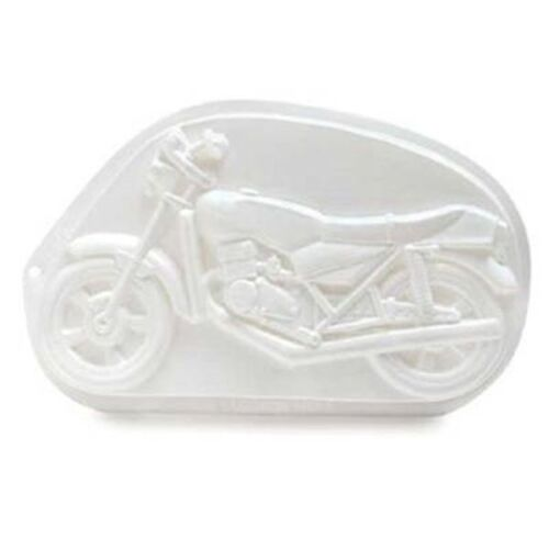 Motorcycle Pantastic Cake Pan oven safe at 375 from CK #9214 NEW