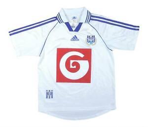 EN 1998-99 ORIGINALE Maglietta (eccellente) Youth Soccer Jersey