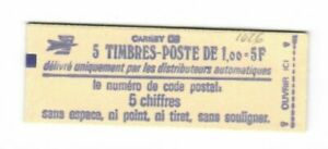 s24434) FRANCE 1977 MNH** Fr.1,00(x5) Booklet opened #L1972