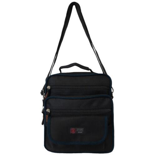 Messenger Bag for Men Cross Body Shoulder Travel Sling Satchel with Phone Pocket