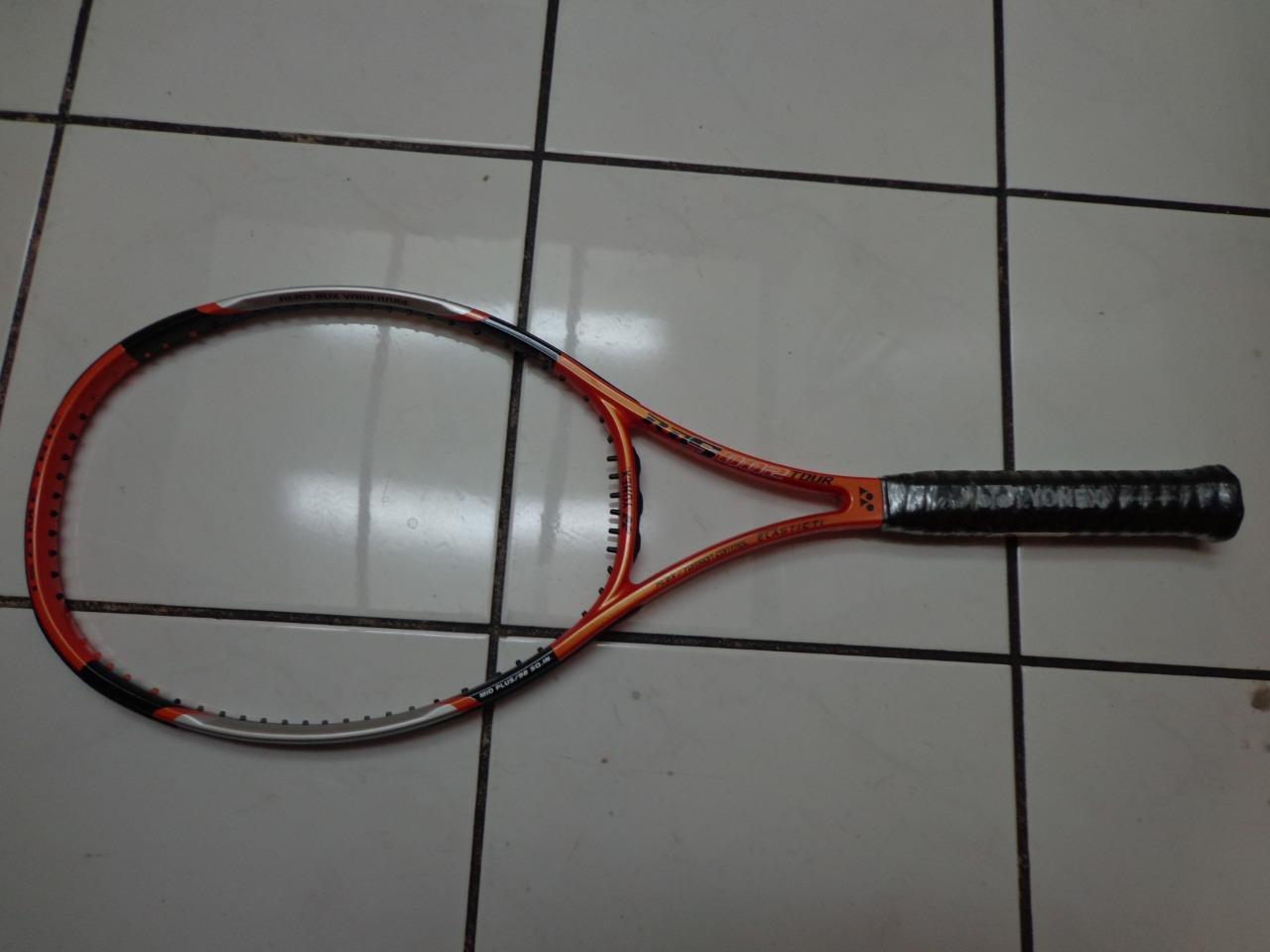 NEW Yonex RDS 002 TOUR 98 head 320339 grams 4 5 8 grip Tennis Racquet
