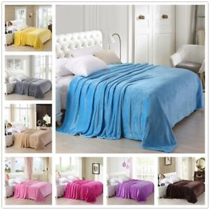 Warm-Soft-Mink-Sofa-Bed-Throw-Over-Fleece-Blanket-Double-King-Size-Faux-Fur