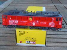 BRAWA 43010 Elektrolok SERIE AE 476 lokoop stoos ep.5, SBB ep.5 m. DSS, nuovo in scatola originale
