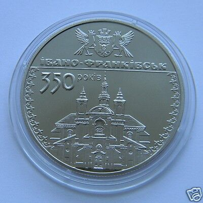 55 Years of Liberation of Ukraine from Fascist Invaders 2 UAH Coin 1999 KM# 79
