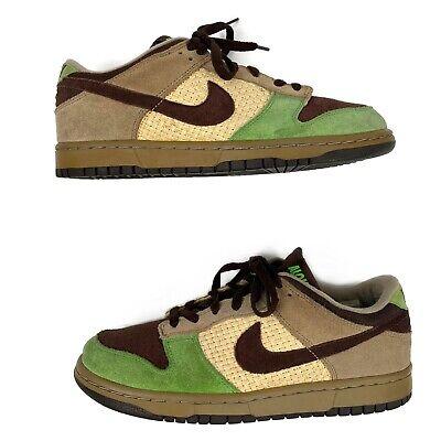 2004 Nike Kicks Hawaii X Dunk Low Aloha
