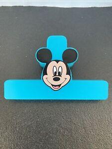 Rare-Cute-Walt-Disney-Vintage-Disney-Mickey-Mouse-Kitchen-Bag-Chip-Clip