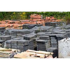 Monier MRD12934 Cement Roofing Gray Tile Approx 4,000 +Tiles