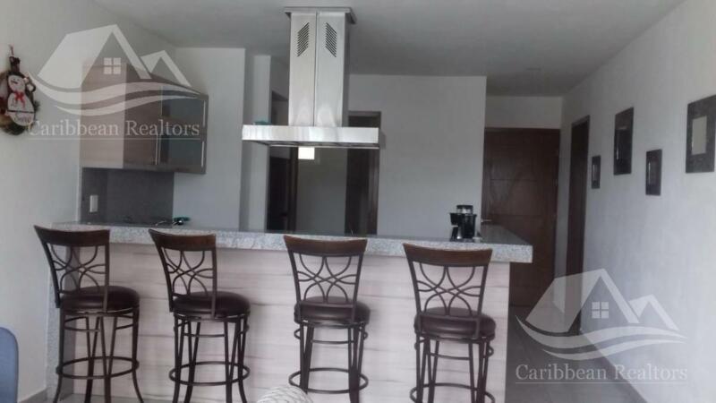 Departamento en Renta en Cancun Cumbres Taina