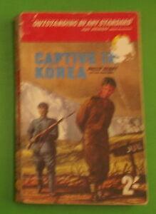 Captive-in-Korea-Philip-Deane-Vintage-Paperback