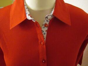 42 Rouge Off Courtes Shirt Polo Efixelle Taille En Manches Couleur qz66OZ