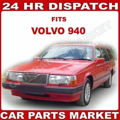 Right Driver side Wing door mirror glass for Volvo 940 1991-1998