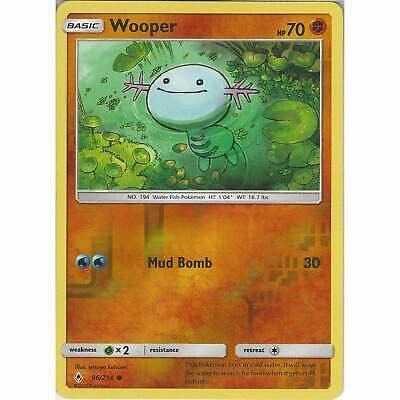 Tangela 16//214 SM Unbroken Bonds REVERSE HOLO Pokemon Card NEAR MINT