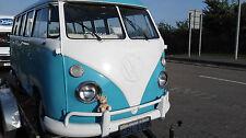 VW T1 BULLI BUS 1500 15 FENSTER VOLKSWAGEN 1972 BRASILIEN ALLE PAPIERE VORHANDEN
