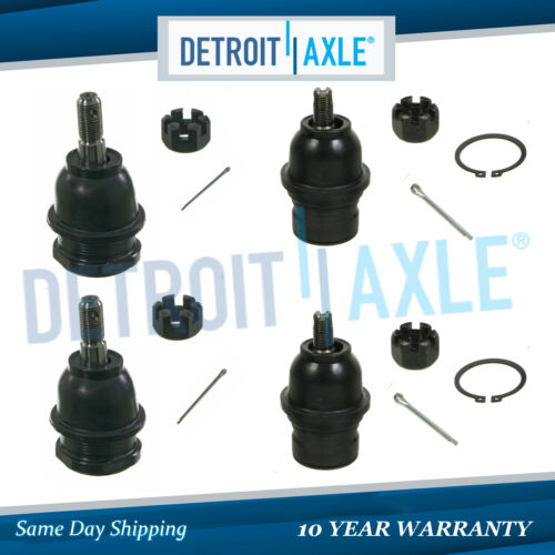 Lower Upper Ball Joint Kit 87 88 89 90 1991 1992 1993 1994 1995 1996 Dakota 4WD