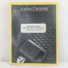 John Deere 7220 7320 7520 7420 Tractor Operators Manual Omar224647