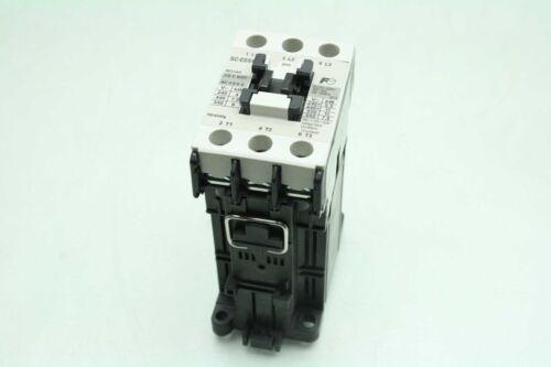 Starter 110VAC 32A 24VDC Coil Fuji SC-E05//G Contactor