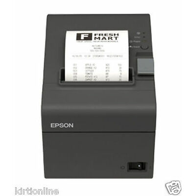 Epson TMT82II USB & Parallel
