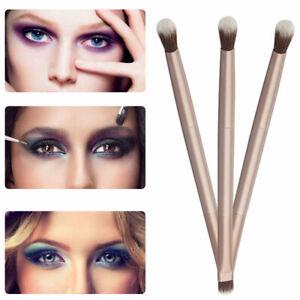 Pro смешивания двусторонняя кистей для макияжа ручка глаз порошок основа тени для век щетка