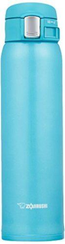 SM-SC60-AV # New Zojirushi Stainless Thermos Mug Bottle 0.60L Turquoise Blue