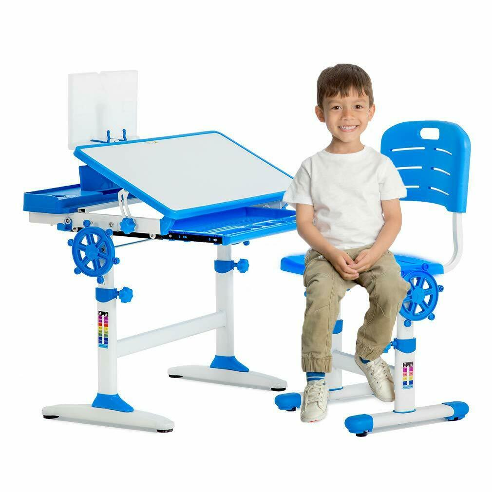 Surprising Details About Adjustable Childrens Desk Chair Set Child Study Desk Kids Study Table 7049 Ocoug Best Dining Table And Chair Ideas Images Ocougorg