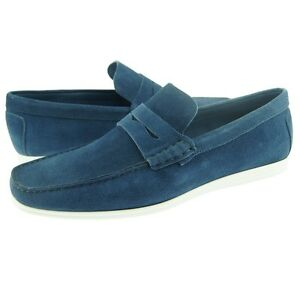 In Casual Båtsko Herre Italy Made Lepori Moccasins Loafers Suede Daniele HqIBc48S