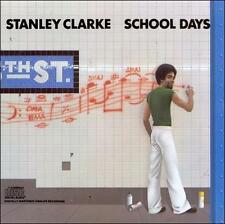 Stanley Clarke - School Days - NEW