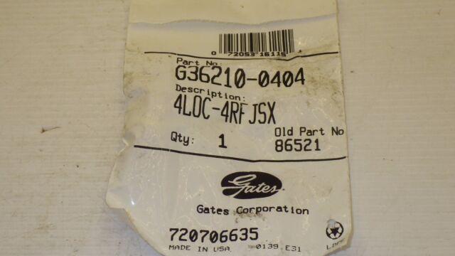 Gates G20350-1616 Coupling Field for C5E Female JIC 37-Flare Swivel Hose