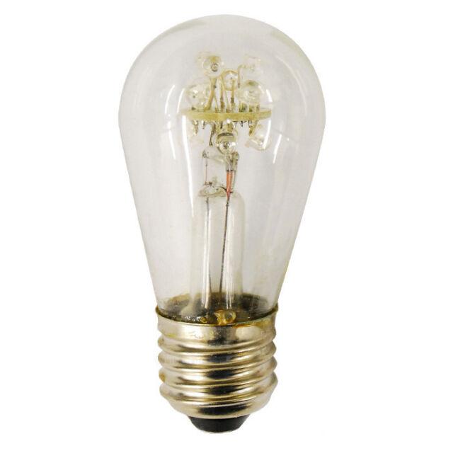 Sunlite 0.8w 110v S14 E26 Green LED Light Bulb | eBay
