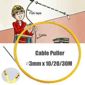Cable-Access-Kit-Installation-Electricians-Pull-Rods-Wire-Fish-Tape-Cable-10-30M
