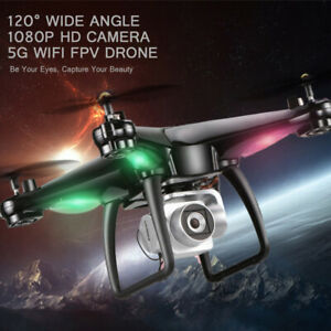 JJRC H68G GPS Drone With1080P HD Camera Wifi FPV Attitude...