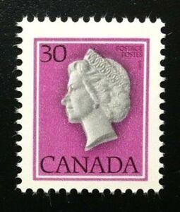 Canada-791T1-Untagged-MNH-Queen-Elizabeth-II-Definitive-Stamp-1982