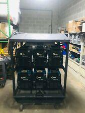 Miller Xmt 350 Vs 6 Pack Welder