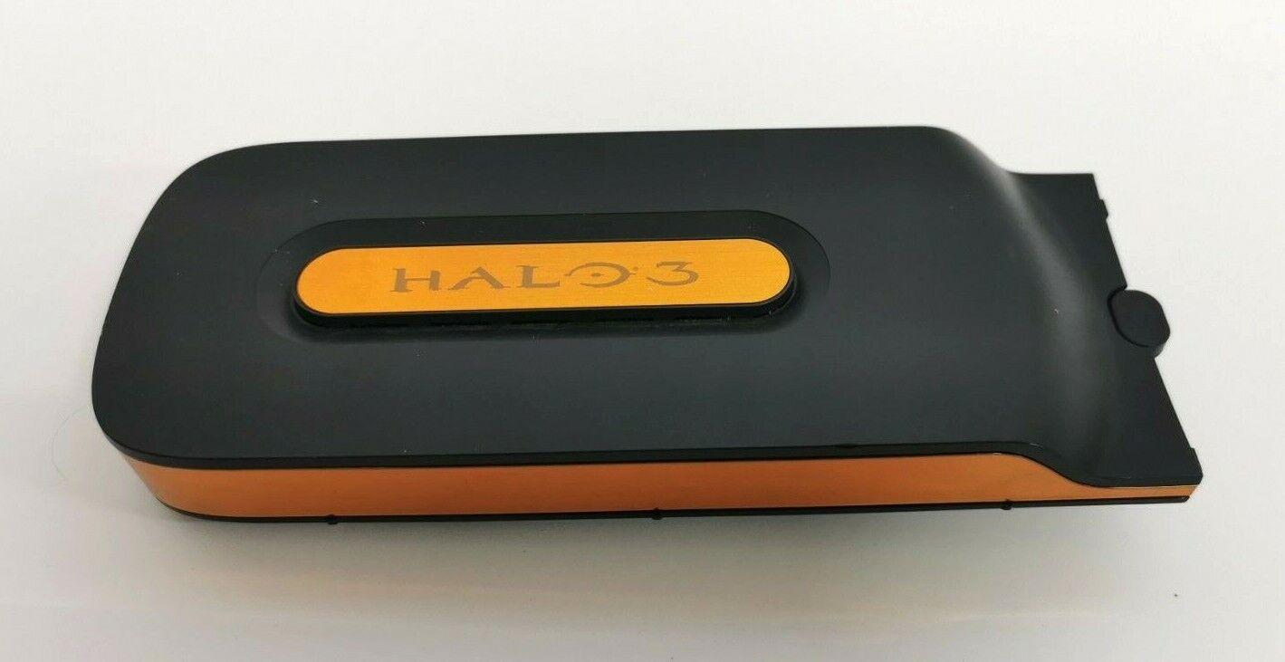 Rare Limited Edition Xbox 360 Halo 3 Orange 20GB Hard Drive HDD