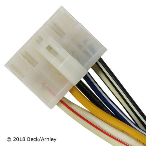 Ignition Lock and Cylinder Switch Beck//Arnley 201-1647 fits 86-89 Honda Accord