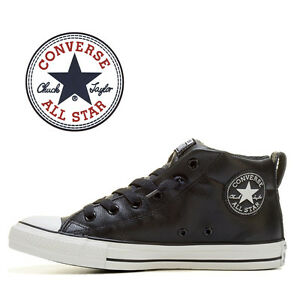 Image is loading Mens-Converse-Chuck-Taylor-All-Star-Street-Mid-