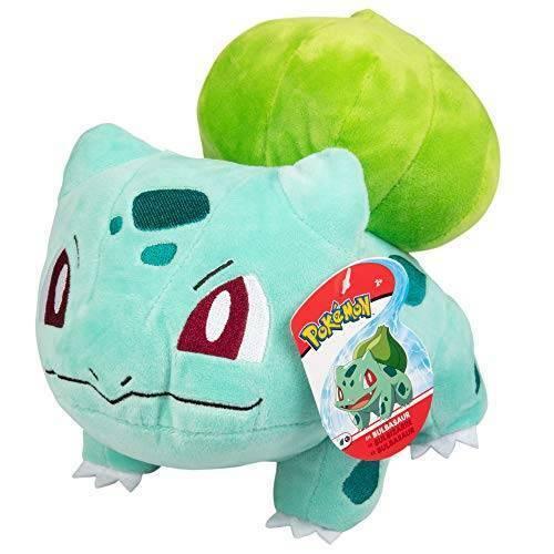 Pokemon peluche BULBASAUR 20cm ORIGINALE Pokemon