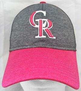 Colorado Rockies MLB New Era 9twenty adjustable cap/hat