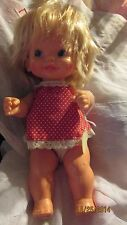 """Vintage 1980 Mattel Mexico Tippy Toes 14"""" Tall"""