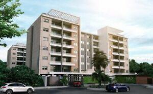 Departamento en venta Cancun en H2O Residences en Residencial Aqua Cancun