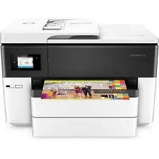 HP Officejet Pro 7740 Wide Format Inkjet Printer Model G5j38 - White