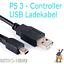 PlayStation-3-Ladekabel-USB-Kabel-Controller-Dual-Shock-PS3-Gamepad-Stromkabel Indexbild 1